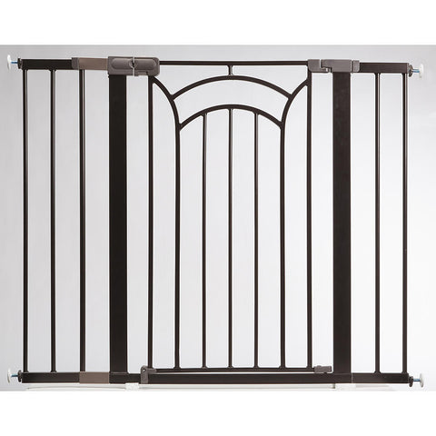 Safety 1st Décor Easy Install Tall & Wide Gate - GA107DEC1 -  Safety 1st Baby Gate - Nurzery.com - 1