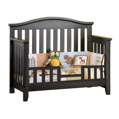Child Craft Toddler Guard Rail for Convertible Crib (Hawthorne) Espresso -  Child Craft Nursery Accessories - Nurzery.com