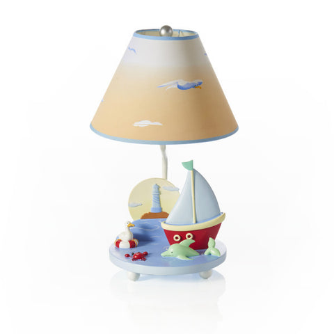 Guidecraft Sailing Lamp - G88207 - Default Title Guidecraft Toys - Nurzery.com