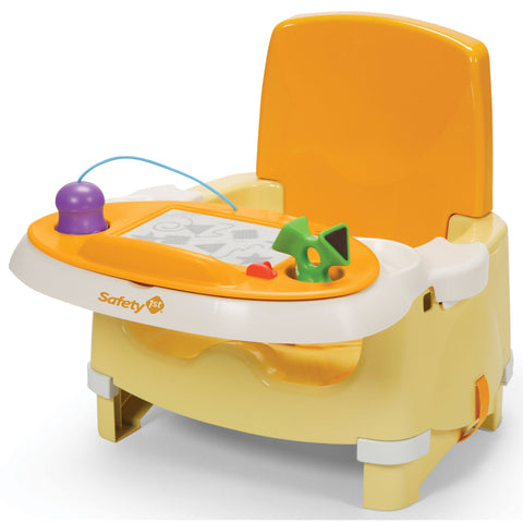 Safety 1st Snack & Scribble Booster Chair -  212910034 -  Safety 1st High Chairs & Boosters - Nurzery.com