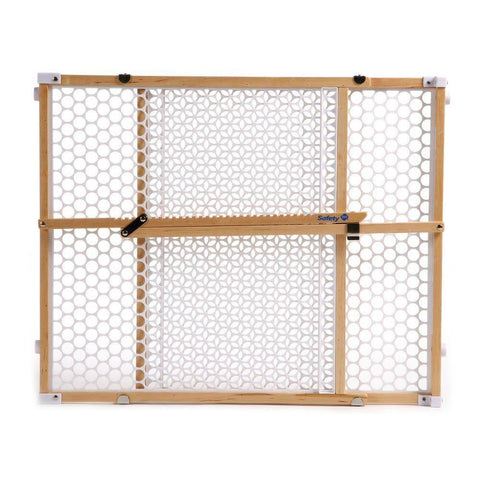 Safety 1st 24-Inch Wood Security Gate - 429000034 -  Safety 1st Baby Gate - Nurzery.com