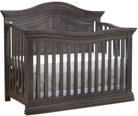 Sorelle Providence 4-in-1 Convertible Crib - Vintage Gray Sorelle All Cribs - Nurzery.com - 1