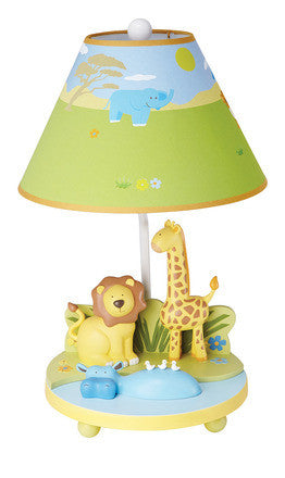 Guidecraft Savanna Smiles Tabletop Lamp - G86807 - Default Title Guidecraft Toys - Nurzery.com