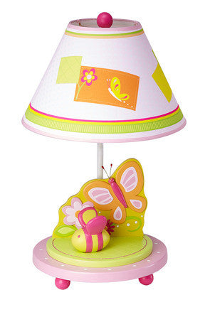 Guidecraft Gleeful Bugs Tabletop Lamp - G88107 - Default Title Guidecraft Toys - Nurzery.com