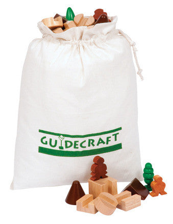 Guidecraft City Blocks - G6709 - Default Title Guidecraft Toys - Nurzery.com