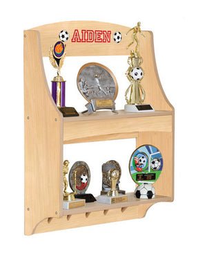 Guidecraft Expressions Trophy Rack: Natural - G87205 - Default Title Guidecraft Toys - Nurzery.com