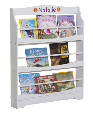 Guidecraft Expressions Bookrack White - G87107 - Default Title Guidecraft Toys - Nurzery.com
