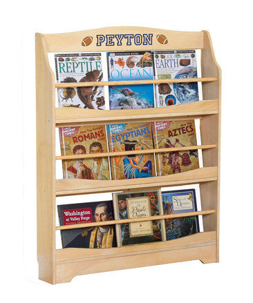 Guidecraft Expressions Bookrack Natural - G87207 - Default Title Guidecraft Toys - Nurzery.com