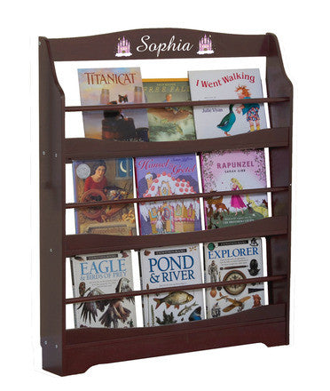 Guidecraft Expressions Bookrack Espresso - G87307 - Default Title Guidecraft Toys - Nurzery.com