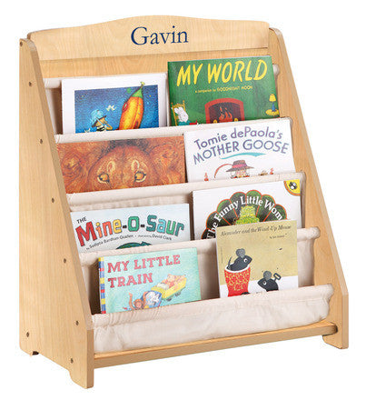 Guidecraft Expressions Book Display: Natural - G87202 - Default Title Guidecraft Toys - Nurzery.com