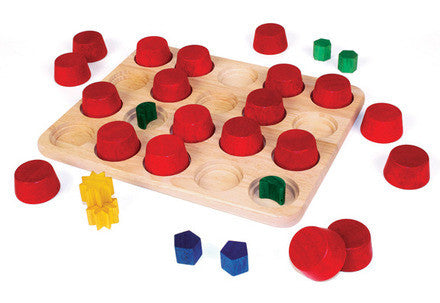 Guidecraft Memory Caps - G6710 - Default Title Guidecraft Toys - Nurzery.com