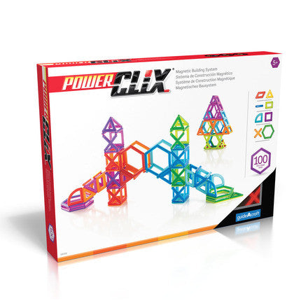 Guidecraft PowerClix® 100 Piece Classroom Set - G9202 - Default Title Guidecraft Toys - Nurzery.com