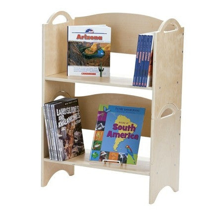 Guidecraft Stacking Bookshelves - G6431 - Default Title Guidecraft Toys - Nurzery.com