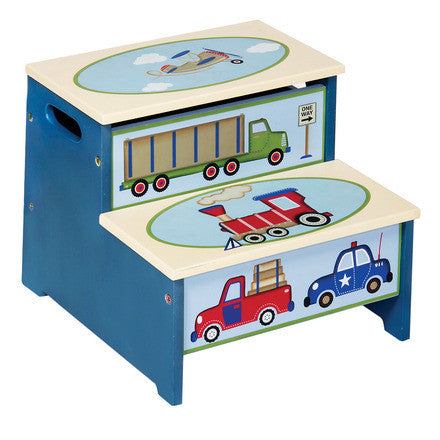 Guidecraft Moving All Around Storage Step-Up - G86506 - Default Title Guidecraft Toys - Nurzery.com