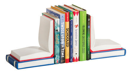 Guidecraft Open Book Bookends - G6311 - Default Title Guidecraft Toys - Nurzery.com