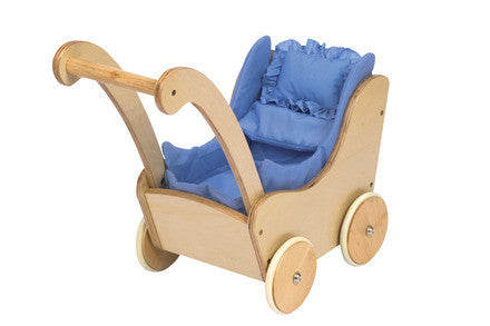 Guidecraft Doll Buggy Natural - G98106 - Default Title Guidecraft Toys - Nurzery.com