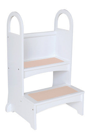 Guidecraft High Rise Step Up White - G97020 - Default Title Guidecraft Toys - Nurzery.com