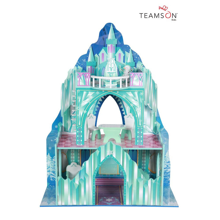 Teamson Kids - Ice Mansion Doll House -TD-11800A