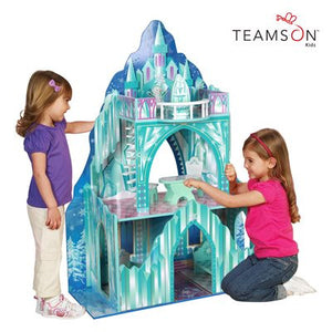 Teamson Kids - Ice Mansion Doll House -TD-11800A -  Teamson Kids Doll House - Nurzery.com - 6