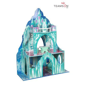 Teamson Kids - Ice Mansion Doll House -TD-11800A -  Teamson Kids Doll House - Nurzery.com - 7