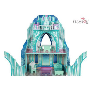 Teamson Kids - Ice Mansion Doll House -TD-11800A -  Teamson Kids Doll House - Nurzery.com - 3