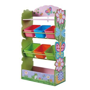 Fantasy Fields - Magic Garden Toy Organizer with Bins
