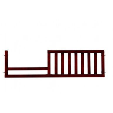Sorelle Providence Crib Toddler Rail - Dark Espresso Sorelle All Cribs - Nurzery.com - 1
