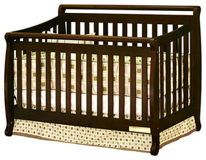 AFG Amy 4-in-1 Convertible Crib - 4589 -  AFG Furniture International All Cribs - Nurzery.com - 1