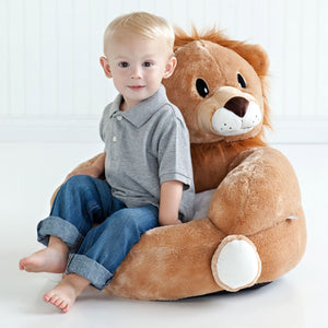 Trend Lab® - Children's Plush Lion Character Chair
