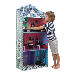 Teamson Kids - Monster Mansion Doll House-W-11094A -  Teamson Kids Doll House - Nurzery.com - 3