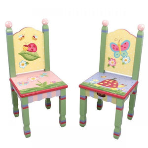 Fantasy Fields -  Magic Garden Set of 2 Chairs