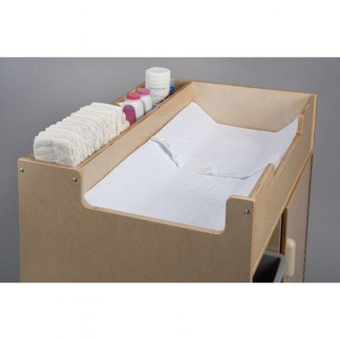 Whitney Brothers Replacement Changing Pad WB0634 WB112-745 -  Whitney Bros Infant/Toddler - Nurzery.com