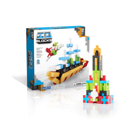 Guidecraft IO Blocks™ 192 Piece Set - G9602 - Default Title Guidecraft Toys - Nurzery.com