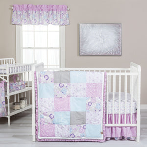 Trend Lab® - Grace - 5 Piece Crib Bedding Set