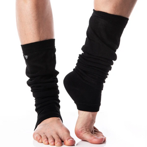 Arebesk Leg Warmers Black