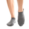 Barre Socks What the Tuck Gray
