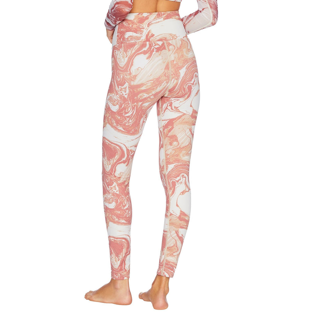 Beach Riot Piper Legging Brick Dust Marble