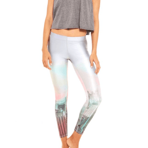 City Sunrise - Performance Legging