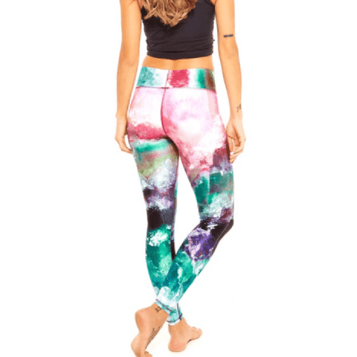 Crystal Healing - Tall Band Pant