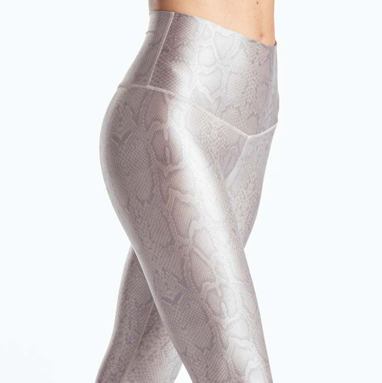 DYI High Shine Snakeskin Legging