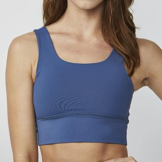 dyi elevate bra chambray