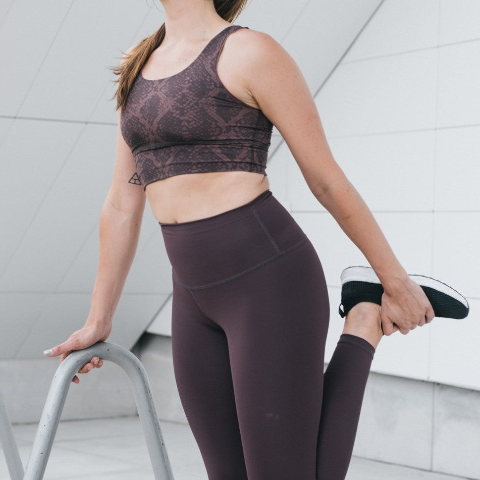 DYI Elevate Bra Java Snake
