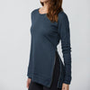 DYI Sophisticated Sweater Chambray