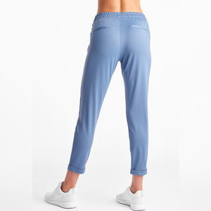 DYI Stretch Street Pant  Chambray