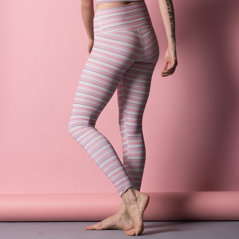 DYI Signature Tight Printed Mini Chevron