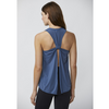 DYI Tie Back Tank Chambray
