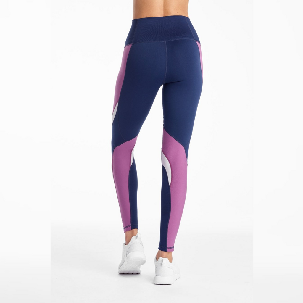 DYI Heather Mix Tight Navy Crocus