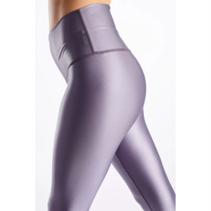 DYI high waist high shine moonstone legging