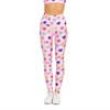 Goldsheep Pink Candy Hearts Legging