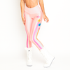 Goldsheep Pink Shooting Stars Legging
